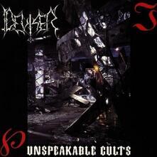 Unspeakable Cults - CD Audio di Deviser