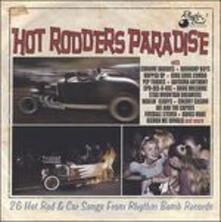 Hotrodders Paradise - CD Audio