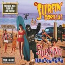 Surfing Hootenanny - CD Audio di Surfin Gorillas
