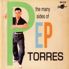 Many Sides of Pep Torres - CD Audio di Pep Torres