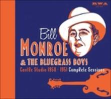 Castle Studio (+ Book) - CD Audio di Bill Monroe