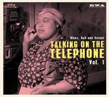 Talking on the Telephone - CD Audio