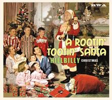 A Rootin' Tootin' Santa - CD Audio
