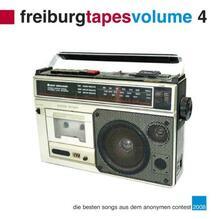 Freiburg Tapes 4 - CD Audio