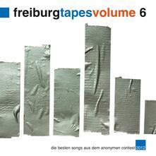 Freiburg Tapes 5 - CD Audio