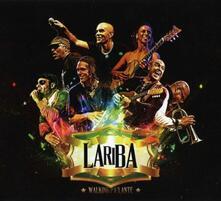 Walkin' Pa'Lante - CD Audio di Lariba