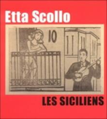Les Siciliens - CD Audio di Etta Scollo