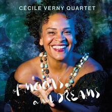 Of Moons and Dreams - CD Audio di Cécile Verny