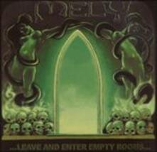 Leave & Enter Empty Rooms - CD Audio di Mely