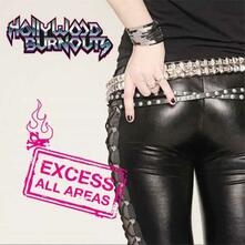 Excess All Areas - CD Audio di Hollywood Burnouts