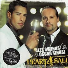 Heart 4 Sale - CD Audio di Alex Swings Oscar Sings!