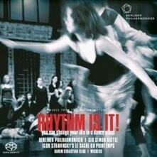 Rhythm Is It! - CD Audio di Igor Stravinsky