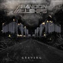 Geeving - CD Audio di Abandon All Ships