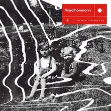 Die Angst Sitzt Neben Dir - CD Audio di Marathonmann