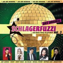 Schlagerfuzzi 3 - CD Audio