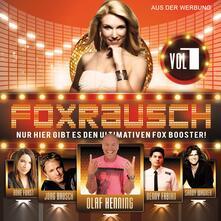 Foxrausch 1 - CD Audio