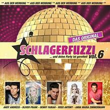 Schlagerfuzzi 6 - CD Audio