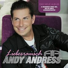 Liebesrausch - CD Audio di Andy Andress