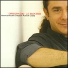 Arie dalle cantate - CD Audio di Johann Sebastian Bach,Christoph Genz