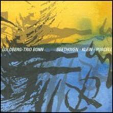 Beethoven-Klein-Purcell - CD Audio di Ludwig van Beethoven,Henry Purcell,Gideon Klein
