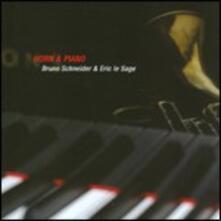 Horn & Piano - CD Audio di Francis Poulenc,Camille Saint-Saëns,Paul Dukas,Emmanuel Chabrier,Jean Françaix,Jean Vignery,Eric Le Sage,Bruno Schneider