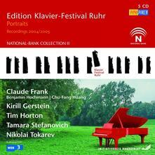 Edition Klavier Ruhr Fest - CD Audio