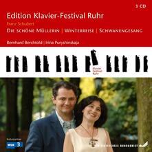 Edition Klavier Festival Ruhr - CD Audio di Franz Schubert