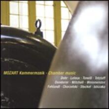 Musica da camera - CD Audio di Wolfgang Amadeus Mozart