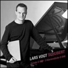 Sonata per pianoforte D960 - 3 Klavierstücke D946 - CD Audio di Franz Schubert,Lars Vogt