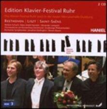 Ruhr Piano Festival 2007 - CD Audio di Ludwig van Beethoven,Franz Liszt,Camille Saint-Saëns