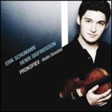 Sonate per violino - CD Audio di Sergej Sergeevic Prokofiev