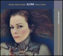 Alcina. Arie e suites - CD Audio di Georg Friedrich Händel