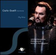 My Arias - CD Audio di Carlo Guelfi