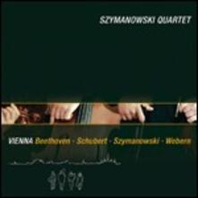 Vienna - CD Audio di Szymanowski Quartet