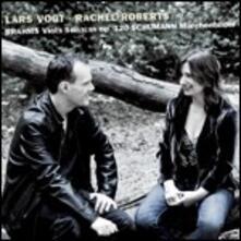 Sonate per viola op.120 n.1, n.2 / Märchenbilder - CD Audio di Johannes Brahms,Robert Schumann,Lars Vogt,Rachel Roberts