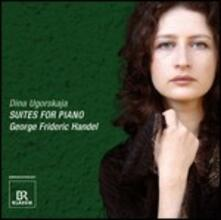 Suites per pianoforte vol.1 - CD Audio di Georg Friedrich Händel,Dina Ugorskaja