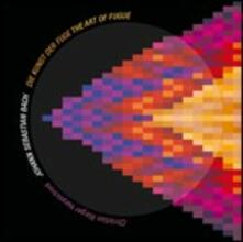 L'arte della fuga (Die Kunst der Fugue) - CD Audio di Johann Sebastian Bach,Christian Rieger