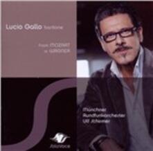 From Mozart to Wagner - CD Audio di Lucio Gallo