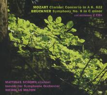Clarinet Concerto K622 - CD Audio di Wolfgang Amadeus Mozart