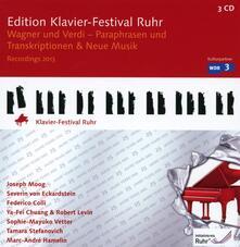 Ruhr Piano Festival Editi - CD Audio