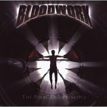 The Final End Principle - CD Audio di Bloodwork