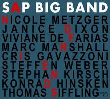 And Friends - CD Audio di Sap Big Band