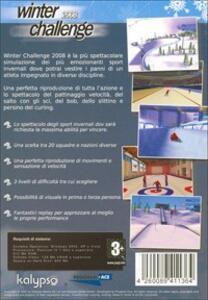 Winter Challenge 2008 - 2