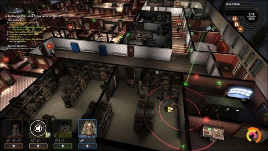 Videogioco Crookz: The Big Heist Personal Computer 1