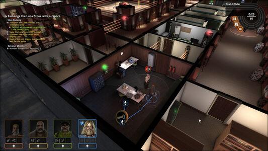 Videogioco Crookz: The Big Heist Personal Computer 4