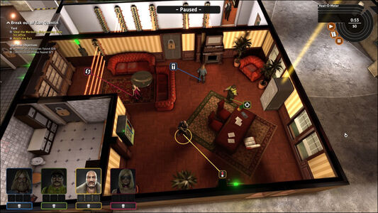 Videogioco Crookz: The Big Heist Personal Computer 7