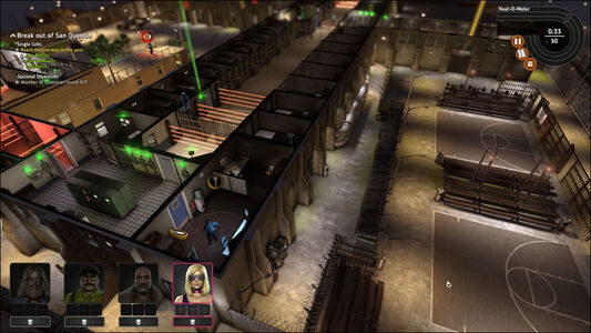Videogioco Crookz: The Big Heist Personal Computer 8