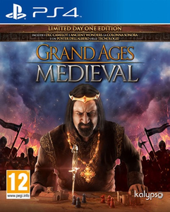 Videogioco Grand Ages: Medieval PlayStation4 0