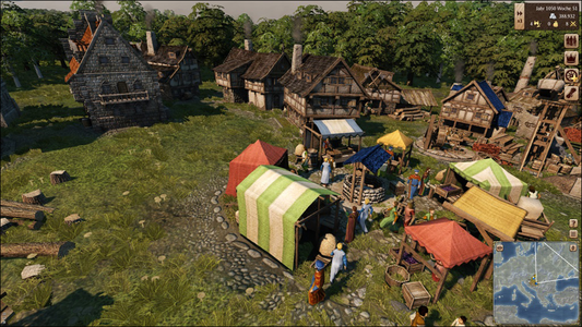 Videogioco Grand Ages: Medieval PlayStation4 1