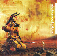 Mechanophobia - CD Audio